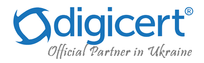 Ukrainian DigiCert Partner logo